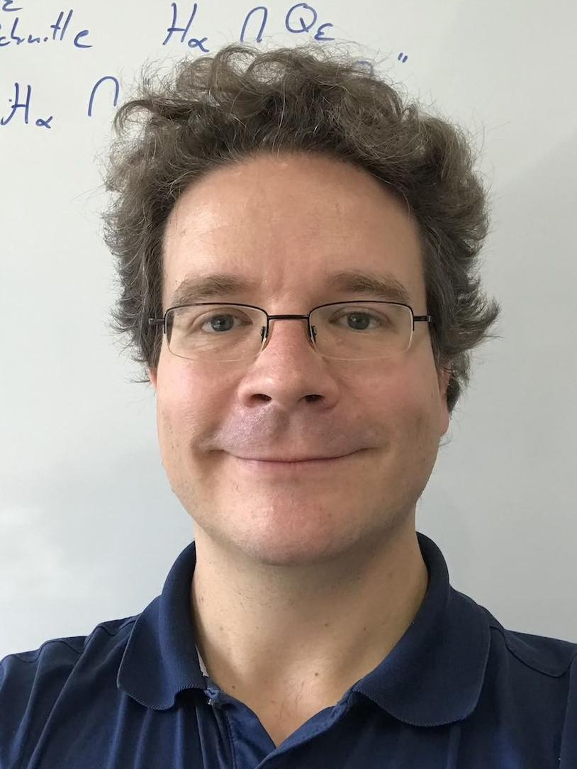 Prof. Dr. Max Horn